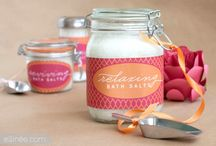 Homemade gifts / by Spring Whittenburg-Tilyou