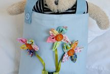 Busy Toddler Bag
