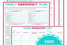Emergency preparedness/Camping / by Rachel Joslin