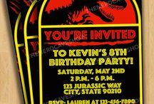 invitacion d cumpleaños