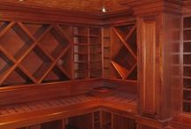 Custom and Built in Cabinet Painting & Staining in Bergen County NJ. Perfection Plus Painting / Perfection Plus has wide ranging expertise in custom cabinet painting and staining. We take great pride in being able to achieve a furniture finish on all custom work.