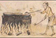 Kitchen 15 century