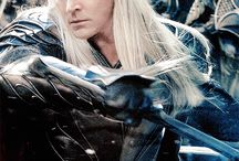 j. r. r. tolkien / actually, it's mostly thranduil...