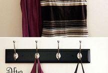 bags scarfs diy