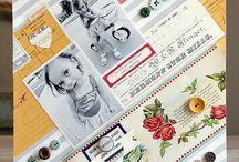Crafts - Scrapbook Ideas / by Nicole Galeski