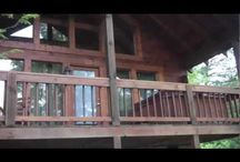 Cabin Virtual Tours / Watch videos of our beautiful Cabins in the Smokies!