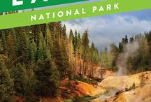 state parks/National parks / by sheryl stow