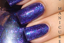 WISHLIST NAIL POLISH / by Polished Ways