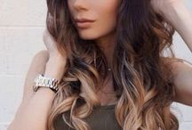 Dark Ombre Hair Idees⭐️⭐️