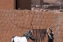 Banksy's street art
