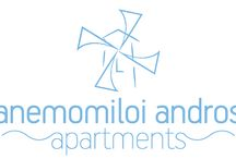 anemomiloi Andros 2016 / Hotel photos 1st year operation