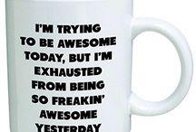 Coffee mugs!!