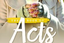 books and devotions / by Ashley Justice