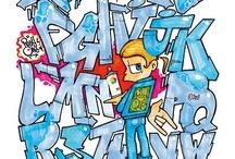 Lettering / Graff