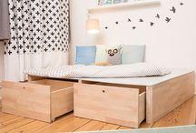 Kinderzimmer Möbel Ideen
