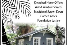 Florida Businesses to Support / by Historic Shed