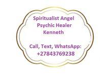 Spiritual adviser, Call / WhatsApp: +27843769238
