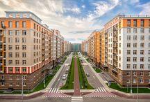 Недвижимость и архитектура / Фотосъемка недвижимости и архитектуры. #architecture #buildings