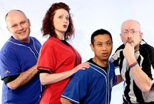 ComedySportz Boston / Fun, fast-paced comedy show that's great for the whole family, great for business entertainment & great for groups of all types. It's ComedySportz®, improvisational comedy played as a sport in many cities nationwide. #comedysportz