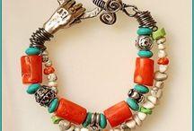 05 - Bracelets - Multi-rangs / by Chocolate & Wedding