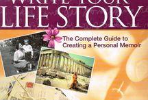 Biografie des Leben * Geschichten schreiben