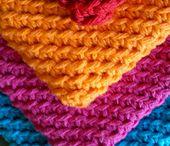 Combinations color crochet