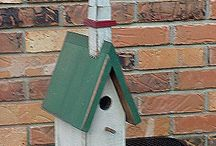 Joyful Favorite Birdhouses