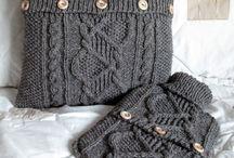 tricot déco