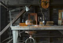 Work Spaces / by Irina Reichert Photography