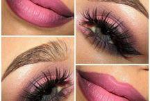 Makeup ideas / Ideas on makeup and makeup storage