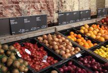 Καταστήματα φρούτων - ξηροί καρποί