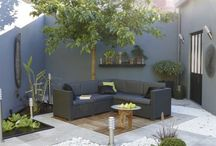Idées pour balcons et terrasses .