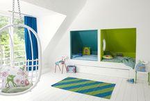 Børnenes soveværelse