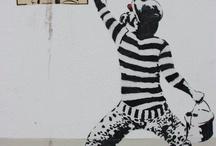 GRAFFITI / STREETART  / by F-IT