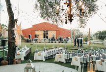 Wedding Reception - Outdoors