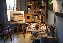 Art Studio / by Melinda Rieck