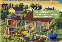 hospodárenie - homesteading - wirtschaften