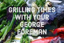 Recipes/Foreman grill