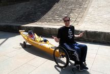 special needs handicap accessibility / by McCracken's Canoe