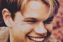 Lalalala / Synes det var på tide at vi fik et fælles board! (Lad os starte med lidt Matt Damon, og så kan vi tage den derfra) :) :)