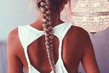Peinados casual