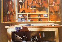 organize garage / by Lisa Hager