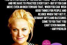Quotes! / by Megan Beecher