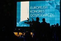 VII Europejski Kongres Gospodarczy / VII Europejski Kongres Gospodarczy odbył się w dniach 20-22 kwietnia 2015 roku, po raz pierwszy w Międzynarodowym Centrum Kongresowym w Katowicach.