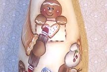 gingerbread bottle