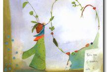 Favourite illustrators - Anne-Sophie Rutsaert