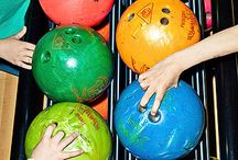 Bowling party / by CouponCrazyMom Jill Seely