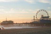 Los Angeles  / My California dream. <3