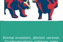 Dividenden & Renditen / Dividenden & Renditen für Vermögensaufbau und Zusatzeinkommen