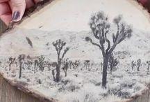 Πώς μεταφέρω ασπρόμαυρη εικόνα σε ξύλο